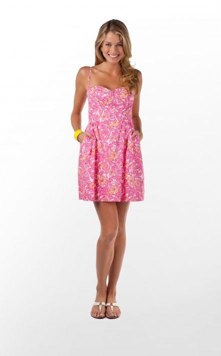 f5780646486b78 SOOO cute! Lilly Pulitzer GEORGIE DRESS - CHUM BUCKET | The Pink ...