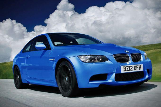 Limited Edition British BMW E90 M3