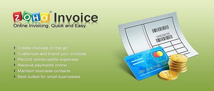 Zoho Invoice is an easy invoicing and Billing Software which helps - create invoices online