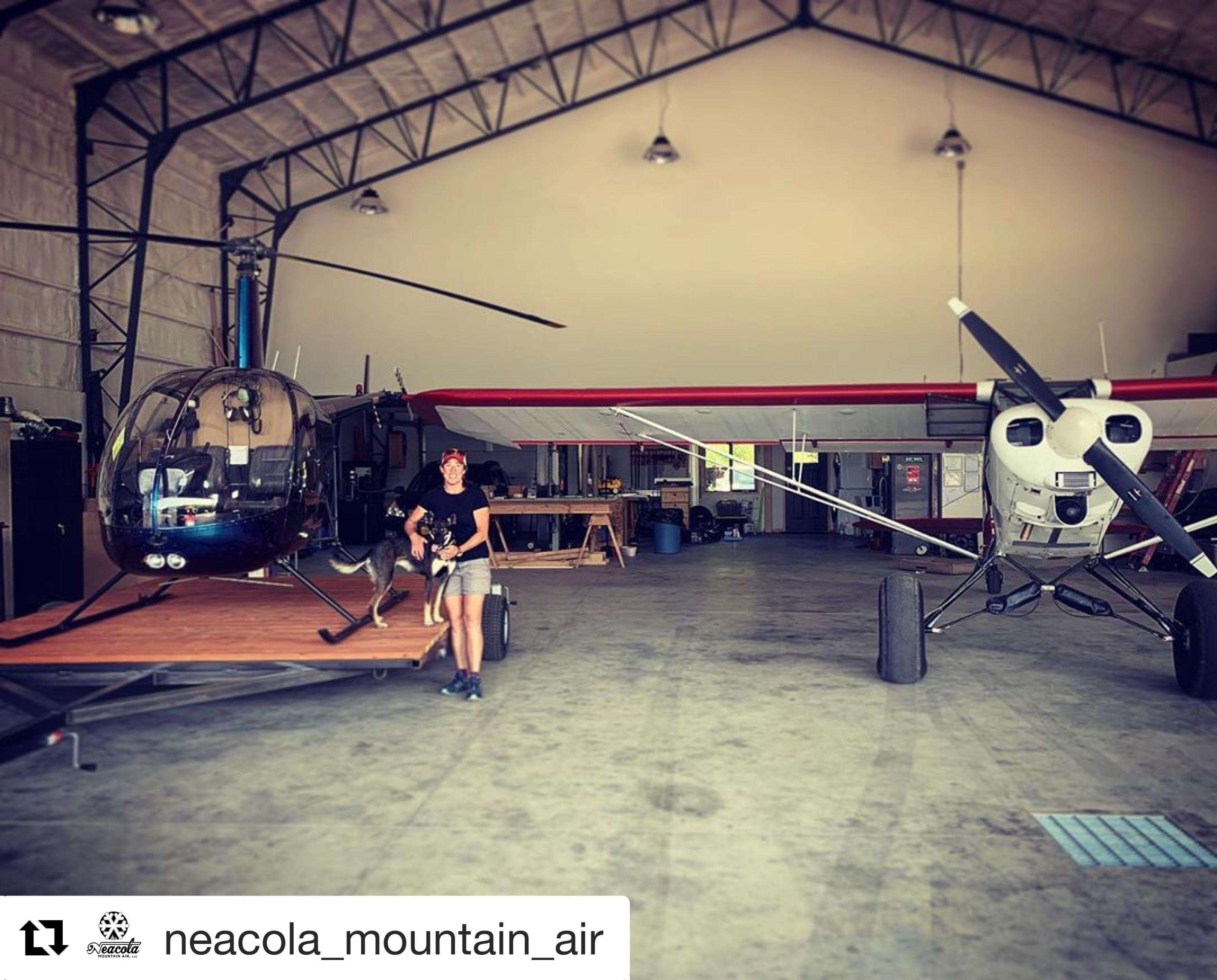 Neacola Mountain Air Hangar Metal Buildings Diy Building Man Of The House