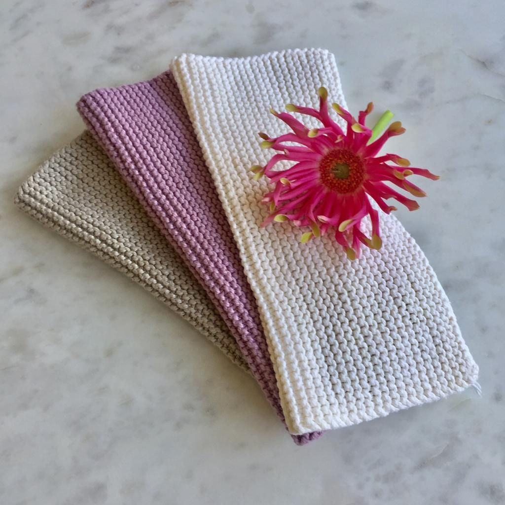 Photo of Instructions for the best dishcloths and a giveaway –