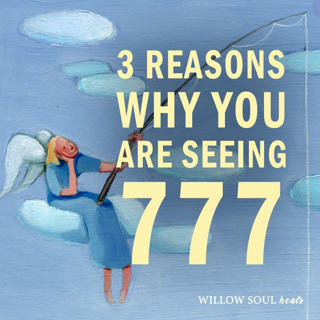 de8a1db66e2 3 Reasons Why You Are Seeing 777 – The Meaning of 777