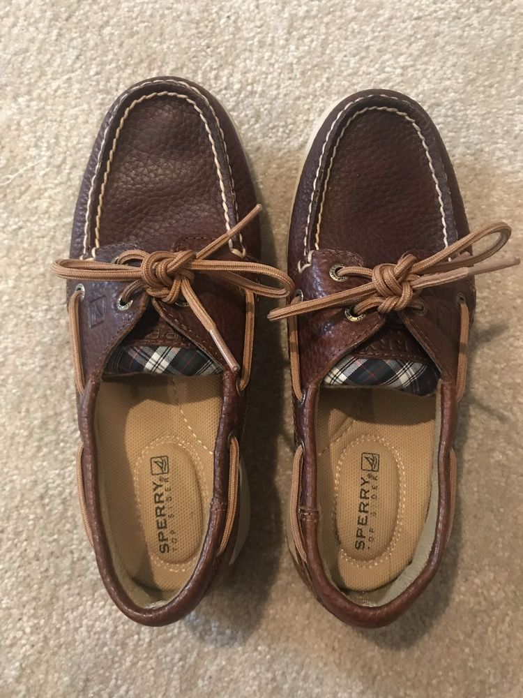 Sperry Top Sider Damens Boat Schuhes Leder   fashion  clothing   schuhe bf0fe8