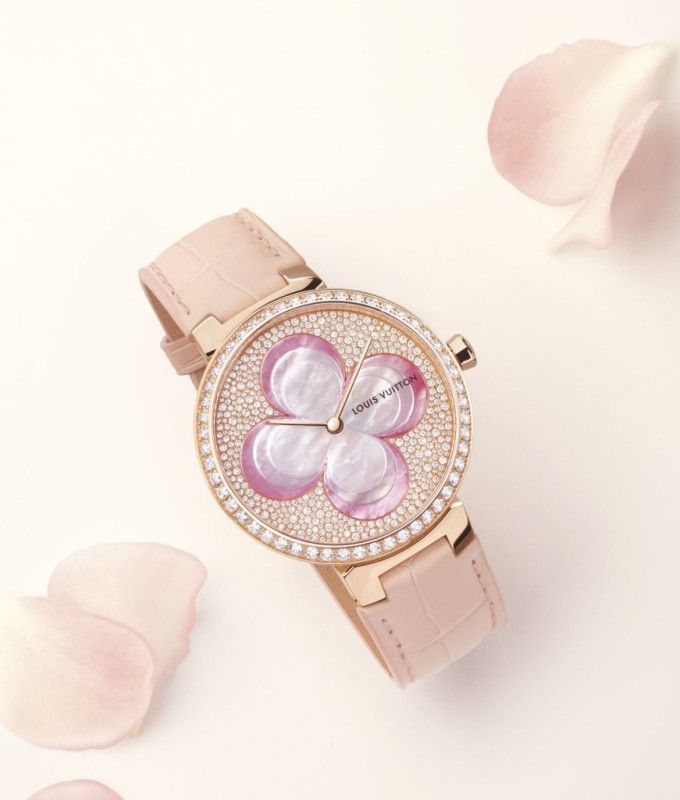743ce7ed4c Louis Vuitton Blossom Monogram Flower