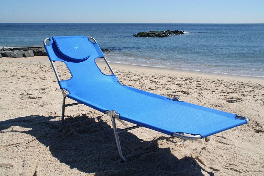 Beach Tanning Chair Cool Furniture