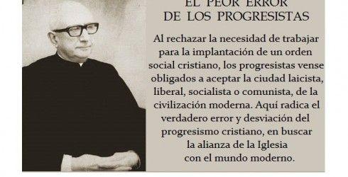 El Progresismo Cristiano