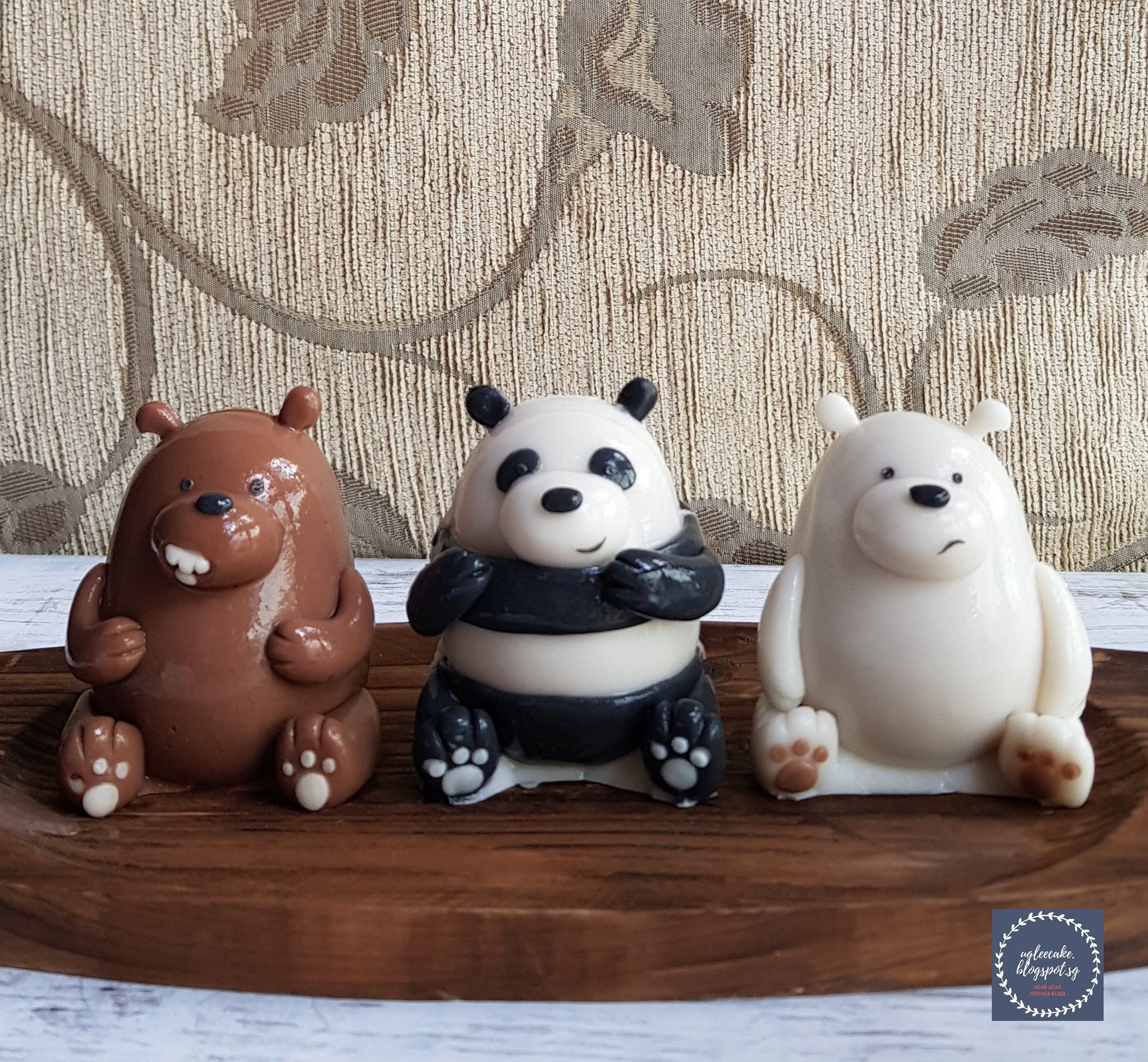 We Bare Bears Agar Agar | Bare bears, We bare bears, Bear