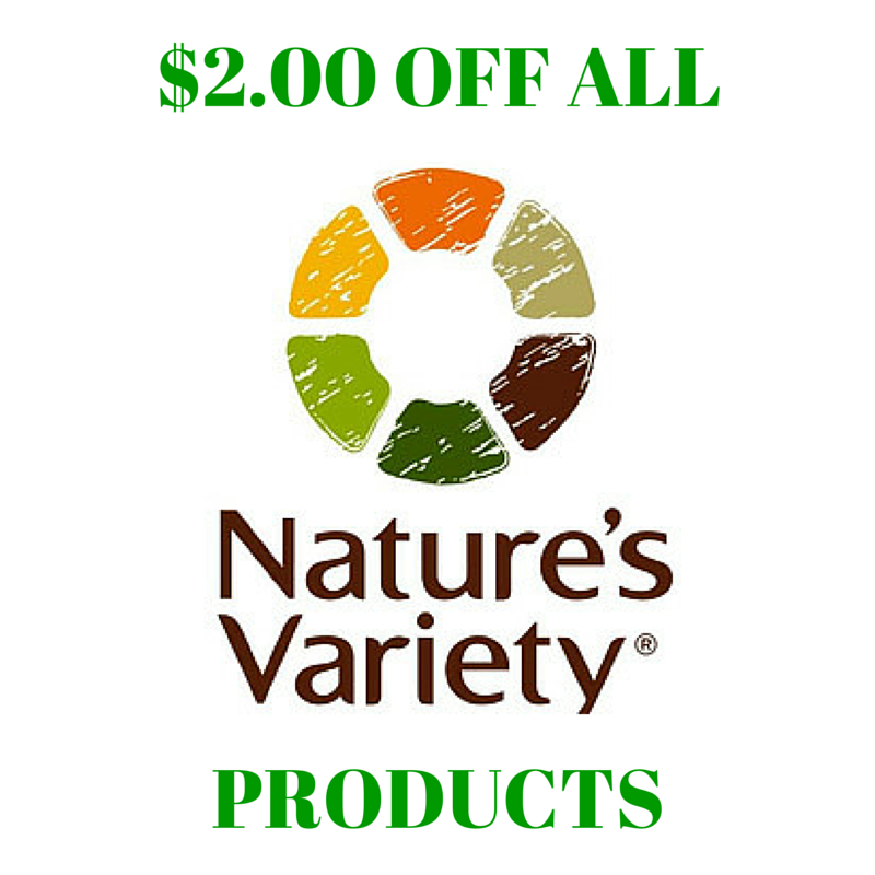 2 Off All Naturesvariety Products This Week At Woerner