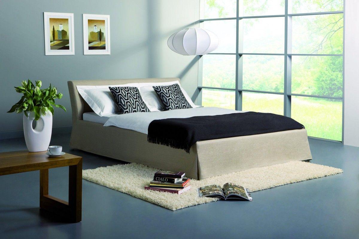 INNEX Designové postele   Postel HEBE od Sits #design #postele ...