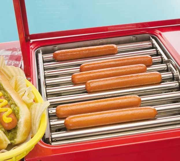 Commercial Hot Dog Cart Stand Grill Cooker Drink Cooler Bun Warmer W Umbrella Ebay