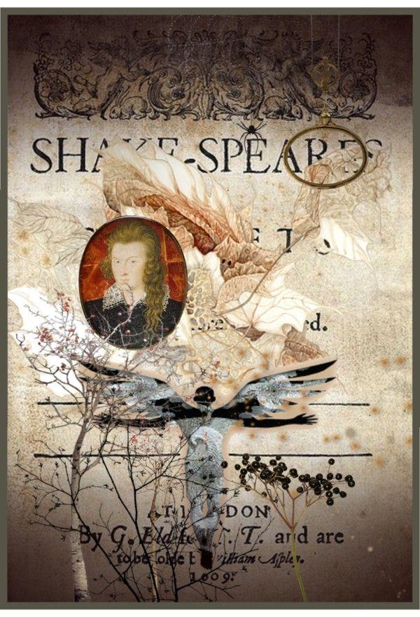 """""""William Shakespeare sonnett 104"""""""