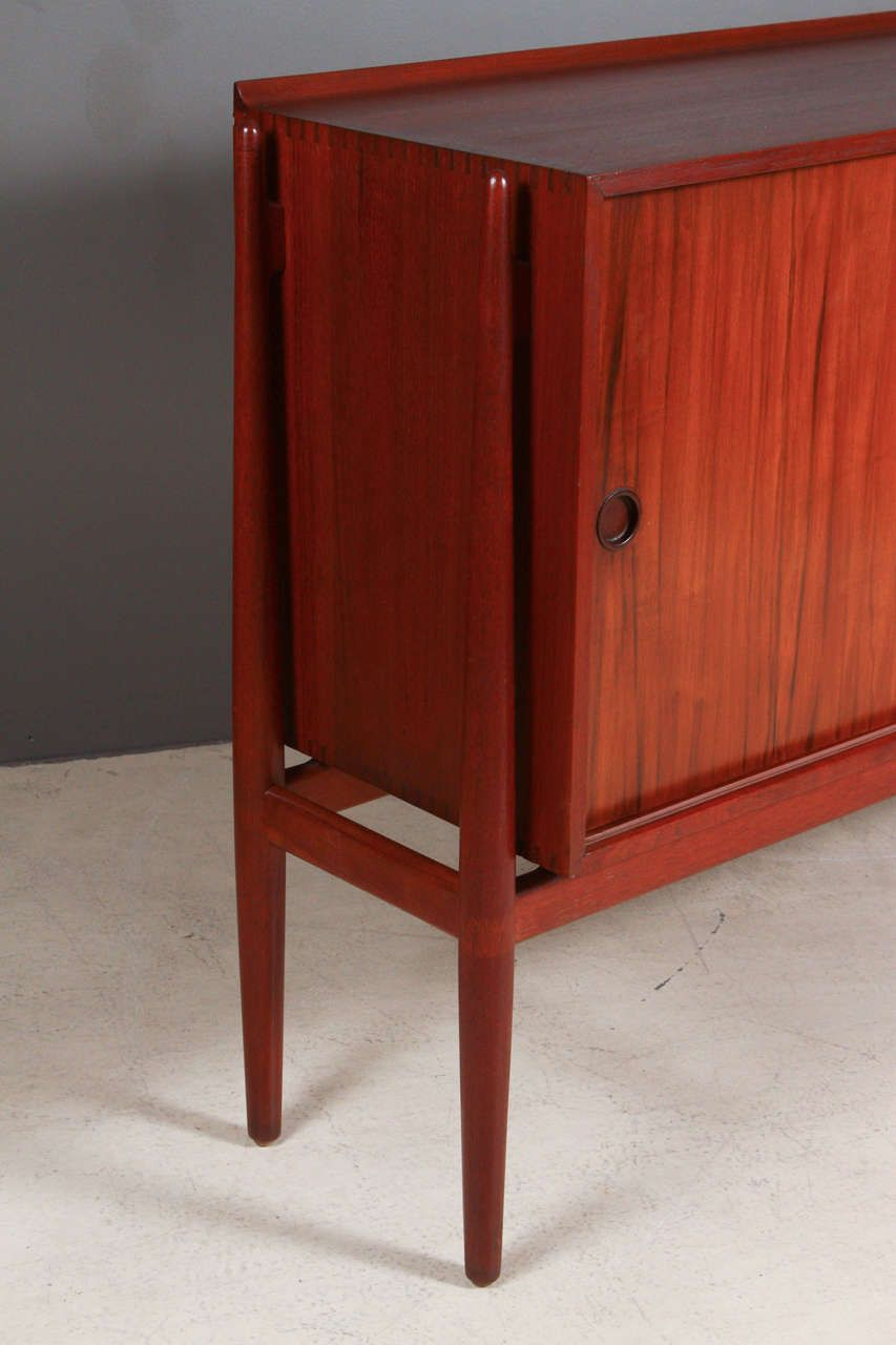 Finn Juhl Designed Teak Cabinet Made By Neils Vodder | From A Unique  Collection Of Antique
