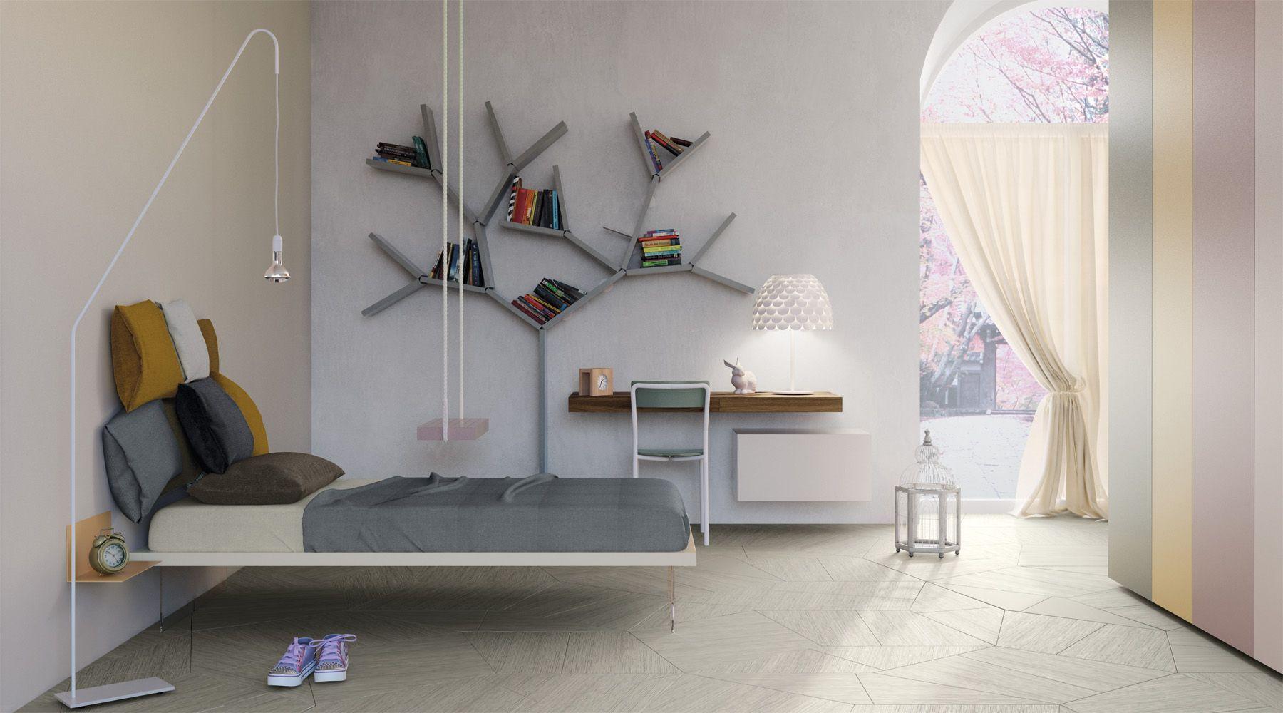 Camerette Provenzali ~ Diagolinea shelf lago modular camerette design