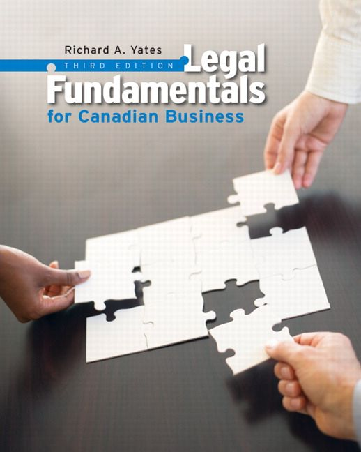 Solution manual for legal fundamentals for canadian business 3rd explore manual banks and more fandeluxe Image collections