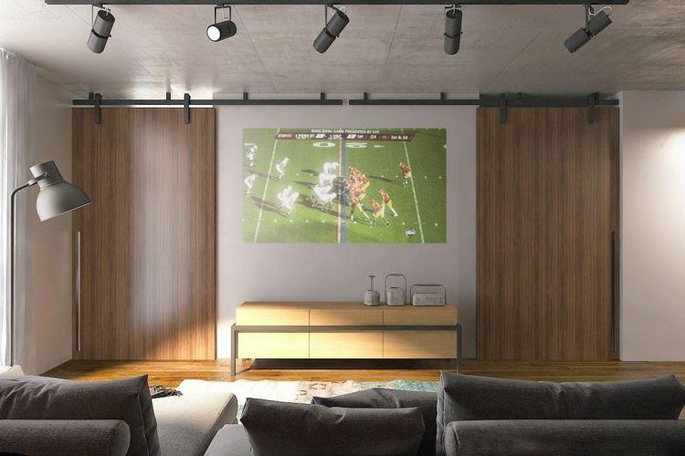 #Dekoration Einraumwohnung Einrichten U2013 Zimmer Gestalten Mit Praktischen  Wohnideen #Einraumwohnung #einrichten #u2013