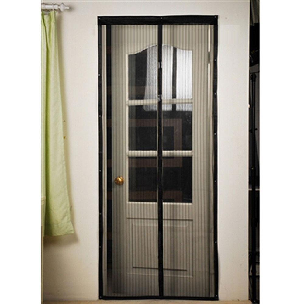 7 99 Home Magic Mesh Hands Free Screen Net Magnetic Anti Mosquito Bug Door Curtain Ebay Home Garden Net Door Mesh Door Mesh Screen Door