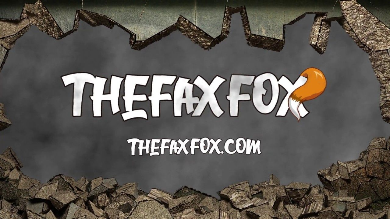New TheFaxFox Logo Intro 2019 Intro