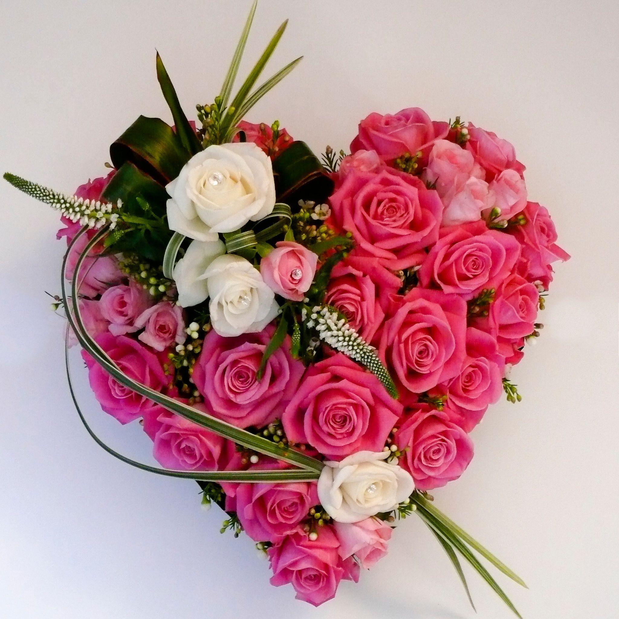 Tribute with love bu Jacqui O fairytale flowers