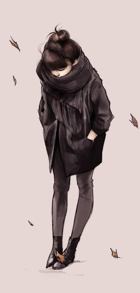 Lämmin takki