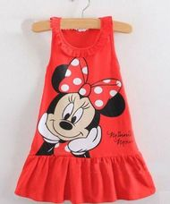 Minnie Mouse dress size 3/4 or 6/7 http://www.sassnfrass.net/#jennifermoore