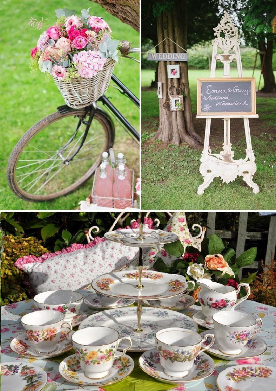 Garden Wedding Ideas – Whimsical and Romantic | Garden weddings ...