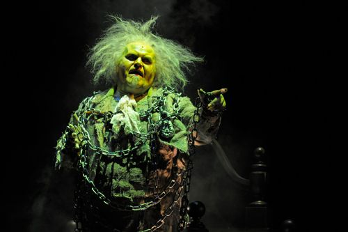 A C T S A Christmas Carol 2009 Jack Willis As The Ghost Of Jacob Marley Photo Kevin Berne Christmas Carol Ghosts Christmas Carol Jacob Marley