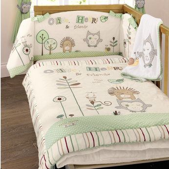 Olive & Henri Cot/Cotbed Bedding Set - Babies R Us - Britain\'s ...