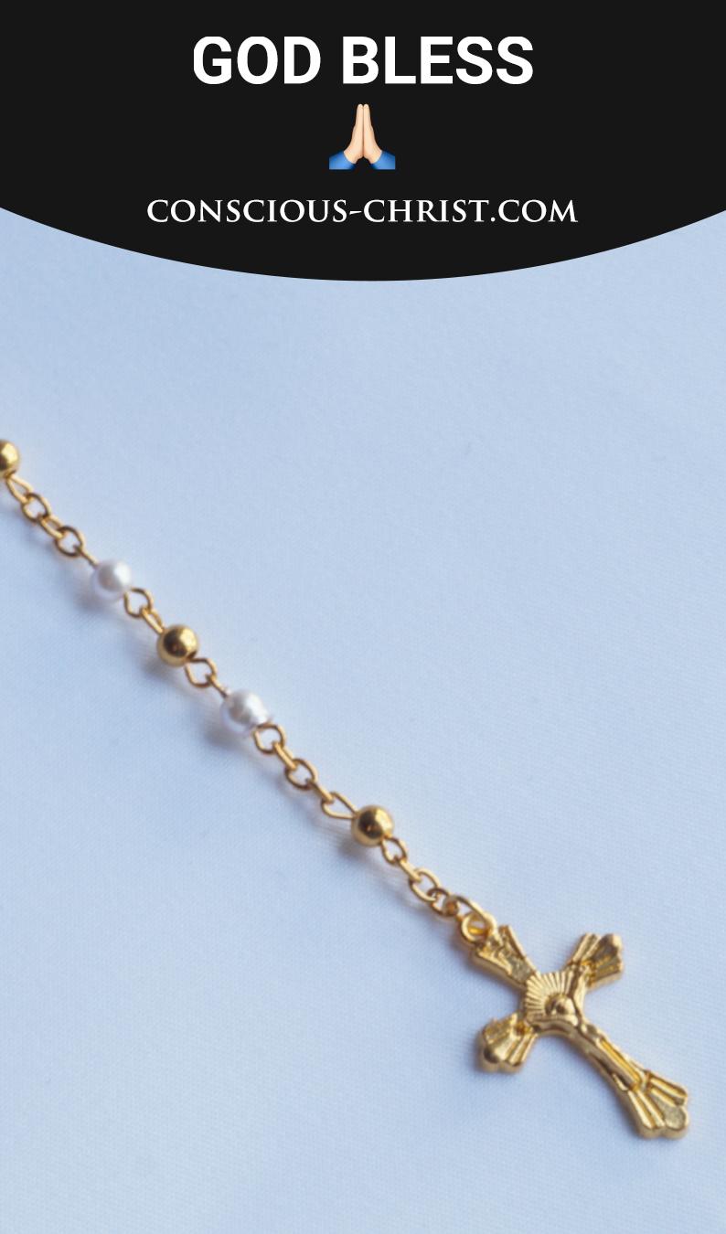 Timea Rosary #rosaryjewelry