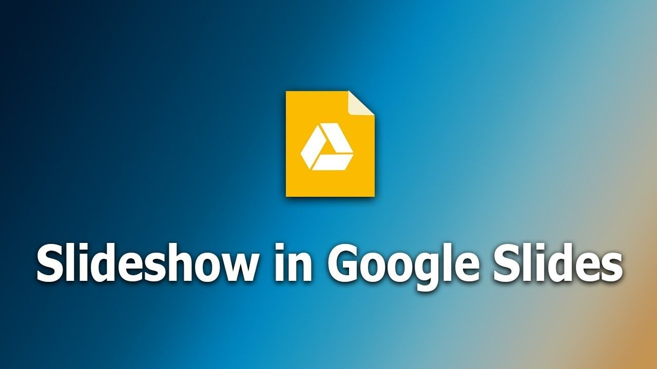 How To Make Slideshow Video In Google Slides Document In 2020 Google Slides Slideshow Presentation Slideshow