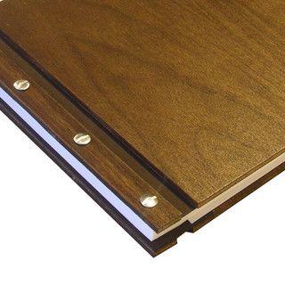 wooden portfolio by www.kdbooks.com, via Flickr | Small ...