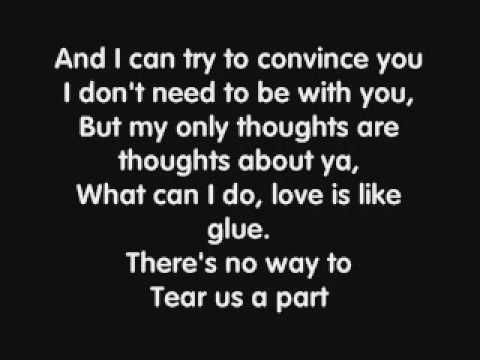 Stuck With Each Other By Shontelle Ft Akon Lyrics Youtube