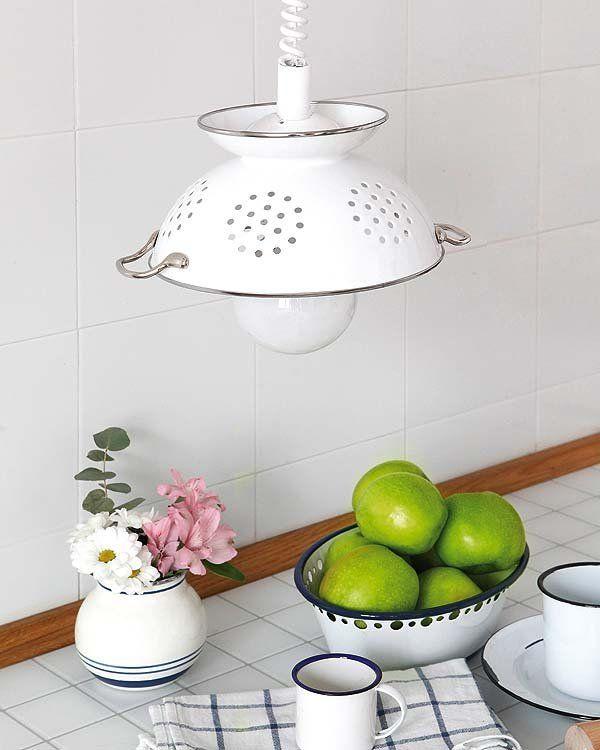 ¿Cómo crear una lámpara estilo vintage?