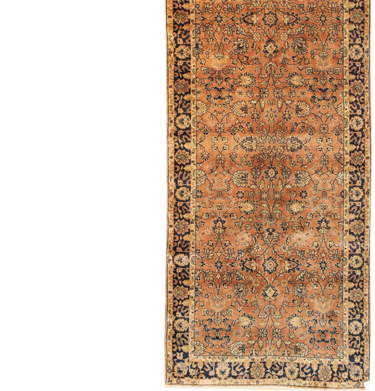 Oriental Rug Runners Wide Gallery Antique Kandahar Wide Runner Hand Knotted In India Size 4 Feet 7 Inch Es X 16 Feet 4 Inch Es Tapetes