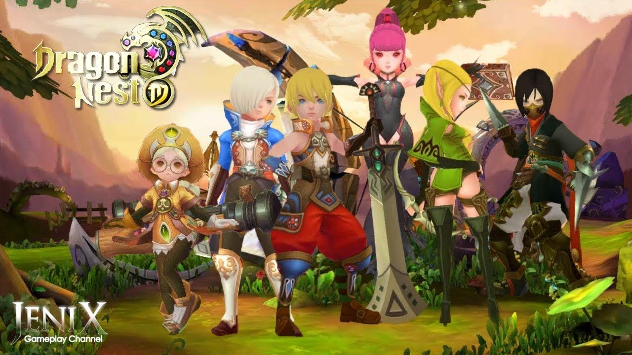 Dragon Nest M SEA Gameplay / RPG / Android / iOS / English | Android