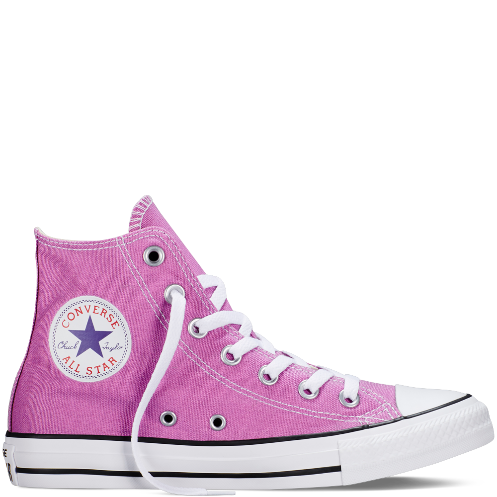 Chuck Taylor All Star Fresh Colors Powder Purple powder purple