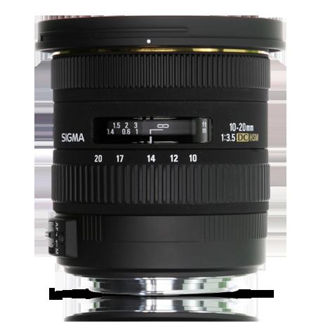 10 20mm F3 5 Ex Dc Hsm Wide Angle Lens Zoom Lens Digital Camera