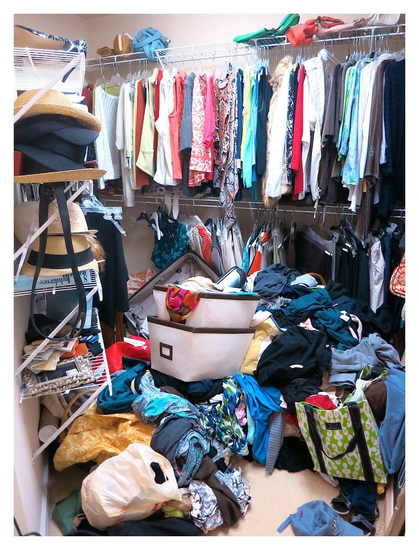 Master Closet Makeoverpart 1 Grace Master Closet Closet