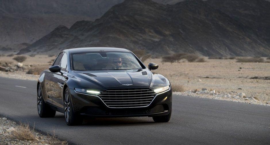 Bake Off With The New Aston Martin Lagonda In Oman Aston Martin Luxe Lifestyle