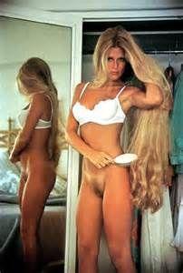 fondren Debra hair jo long