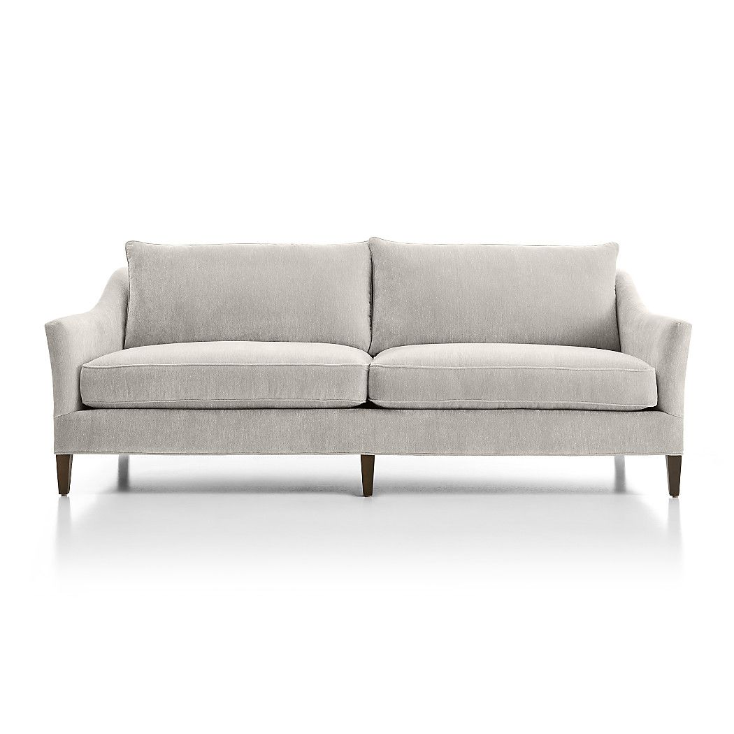 Keely Sofa Reviews Crate And Barrel