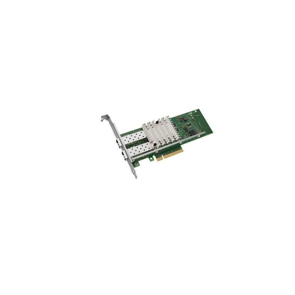 Intel X520-DA2 10Gigabit PCI-E Dual Fiber Optical Ethernet Server Adapter E10G42BTDA