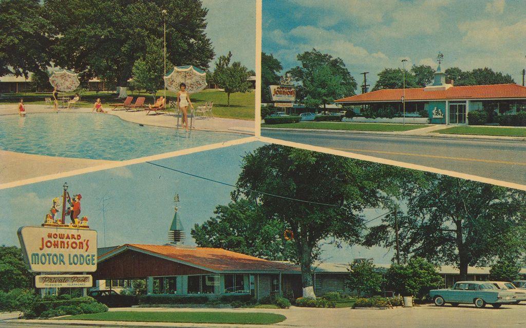 Howard Johnson's Motor Lodge & Restaurant Allendale