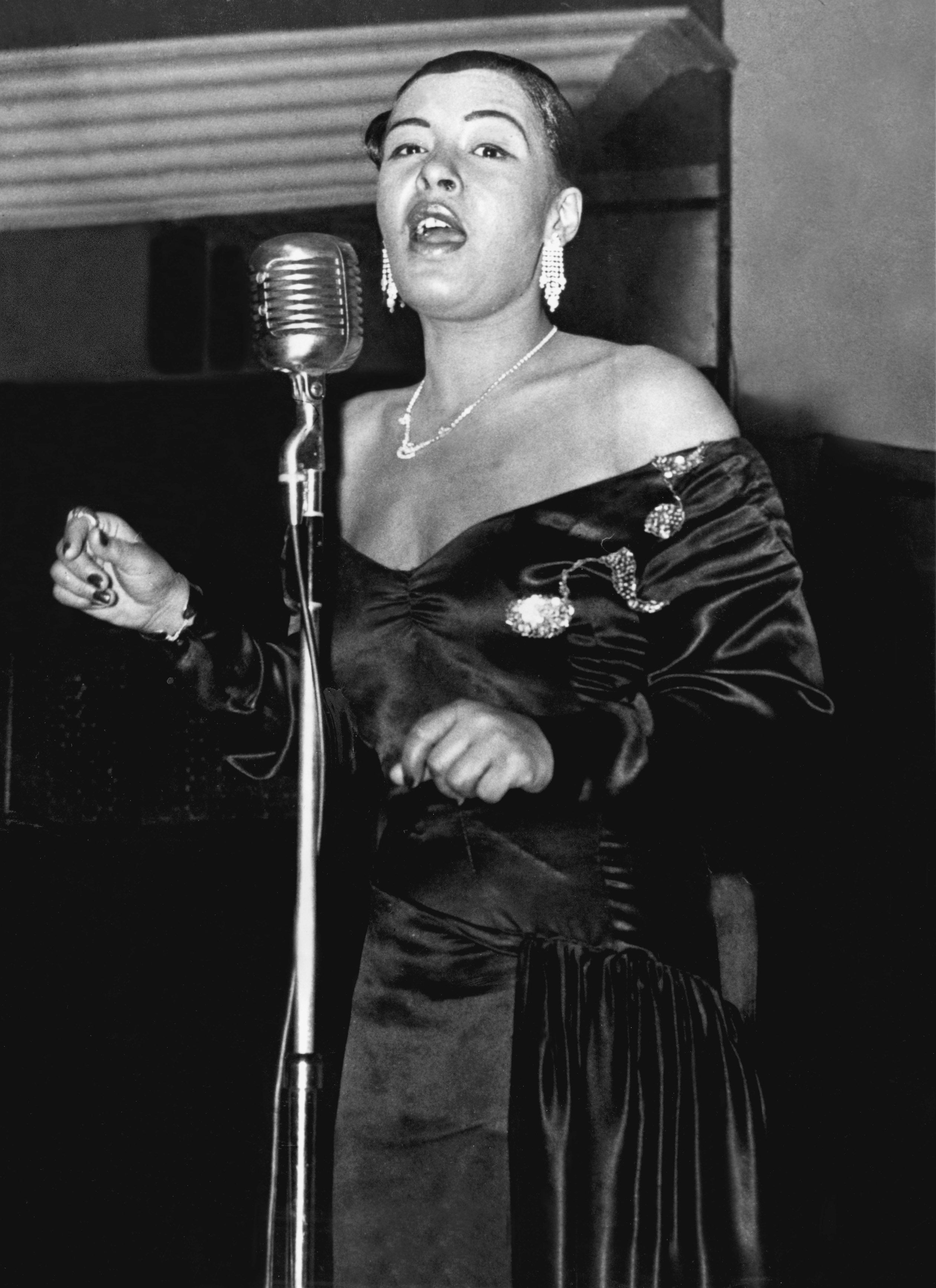 Billie holiday billie holiday lady sings the blues the
