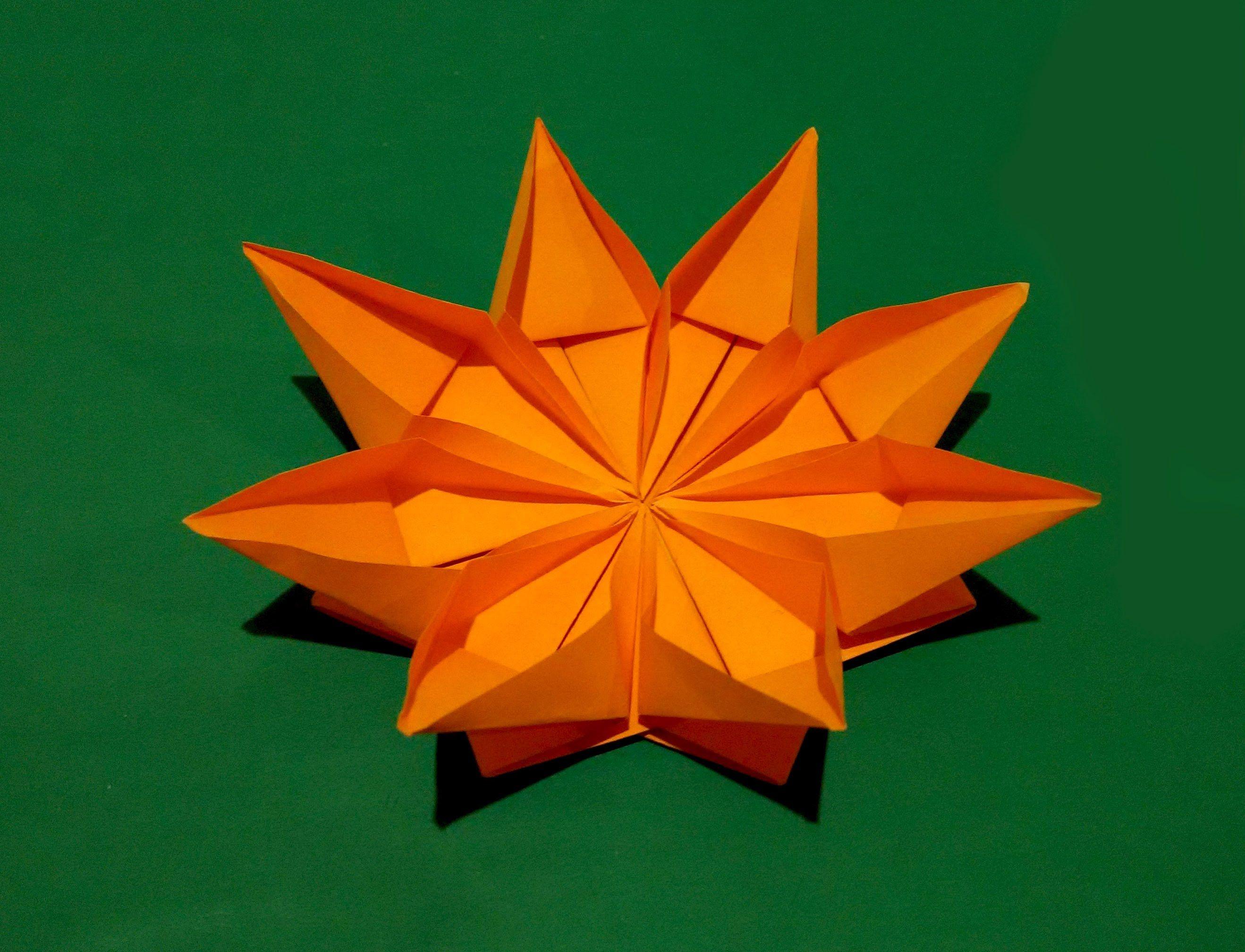 Easy Paper Flower Origami Flower Ideas For Gift Decor Origami 2