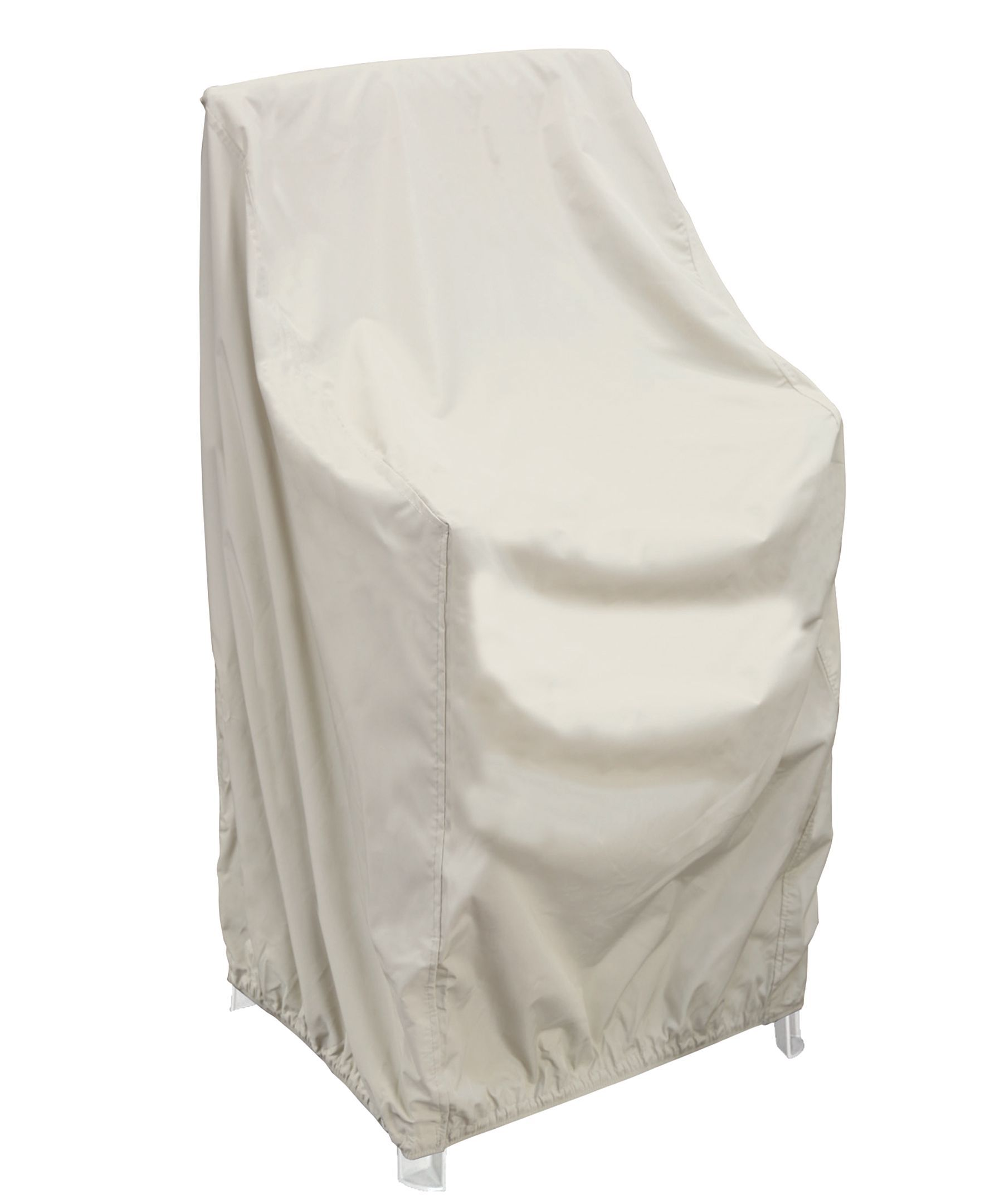 Outdoor Patio Furniture Cover, Stack of Chairs