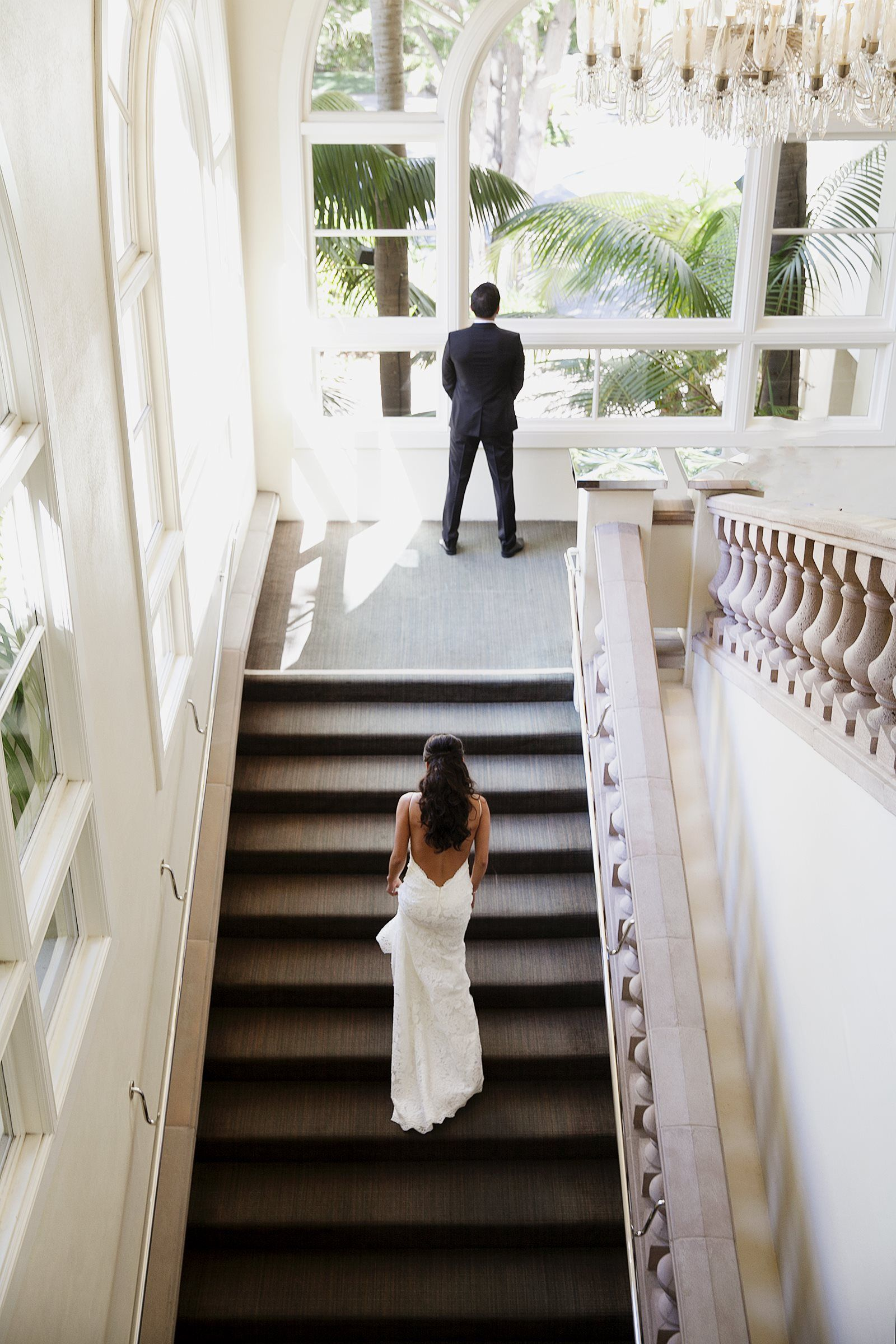wedding coordinators in orange county ca%0A Pure Lavish Events  Katie May Collection  Wedding Gown  Bride  Groom  Black