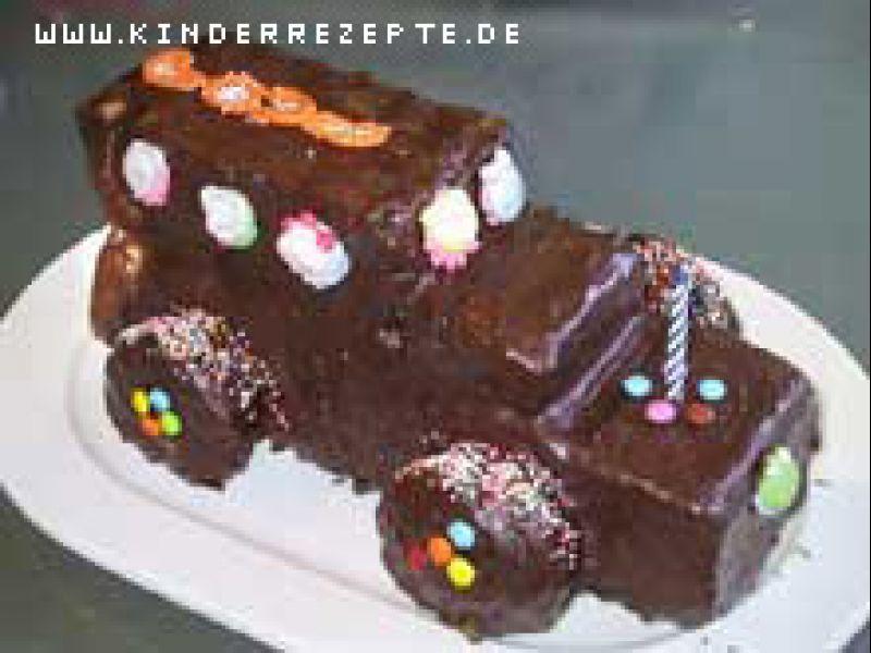 Schoko Auto Kuchen Fanta K Pinterest