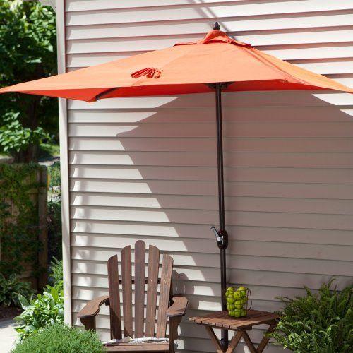 Outdoor Shade: Coral Coast Better Half Patio Umbrella In Summer 2 2012 From  Hayneedle