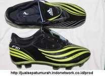 Sepatu Bola Terbaru Adidas F10 Hitam Uk 38 42 Sepatu Dan Nike