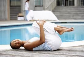 10 of the best yoga poses for headaches photos with